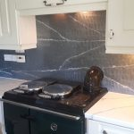 metallic epoxy resin kitchen in cavan